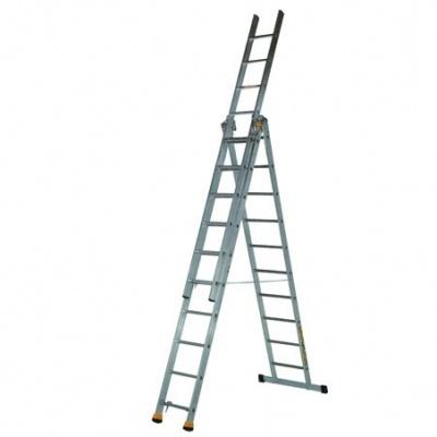 Лестница стремянка трехсекционная  Centaure AT3 3х10